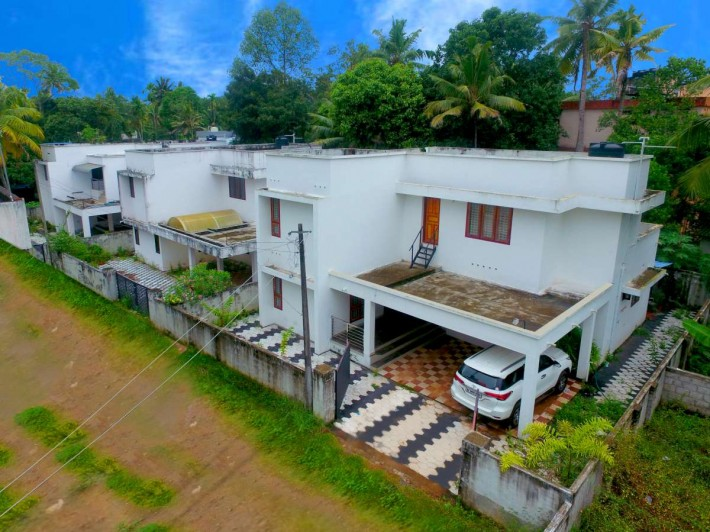Villa Projects, Residential Building Construction in Kollam, Kerala- MAR-Projects