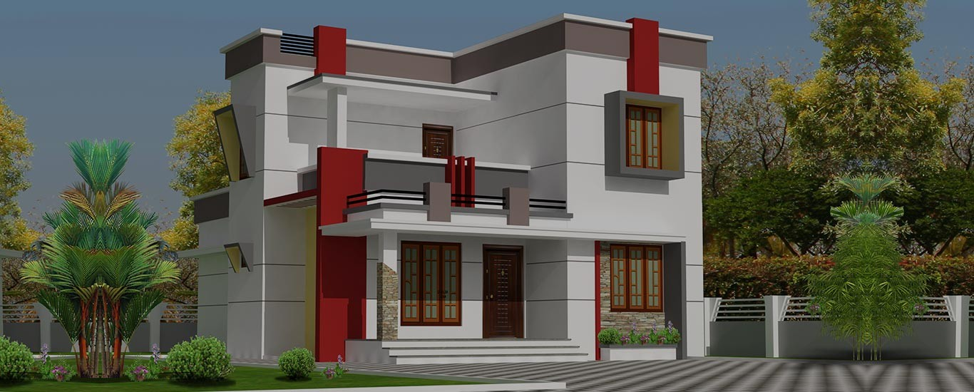 Residential Building Construction in Kerala